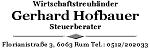 Steuerberater Innsbruck Logo